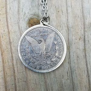 Morgan Silver Dollar 1898
